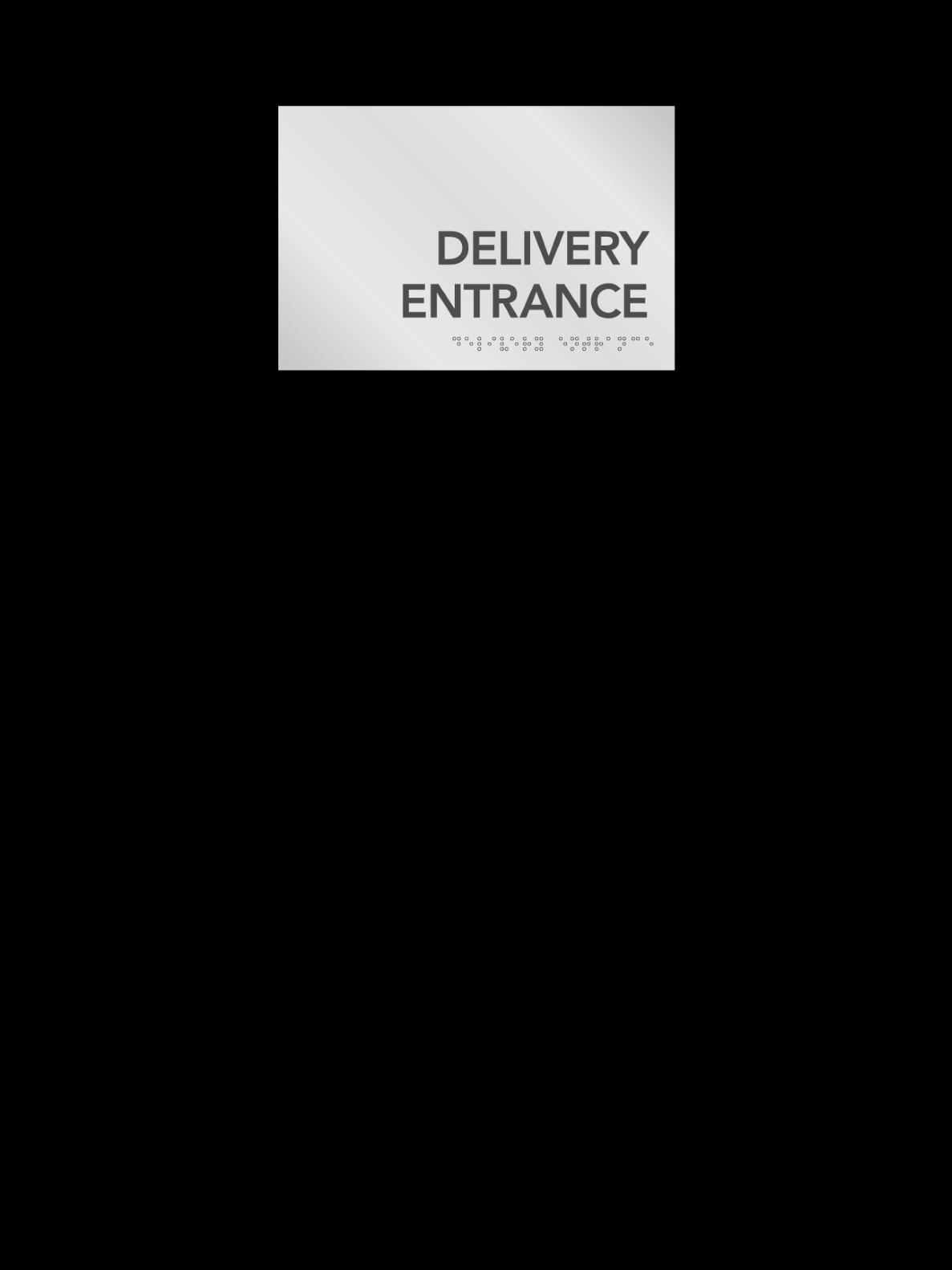 Sign:Exterior Door ID