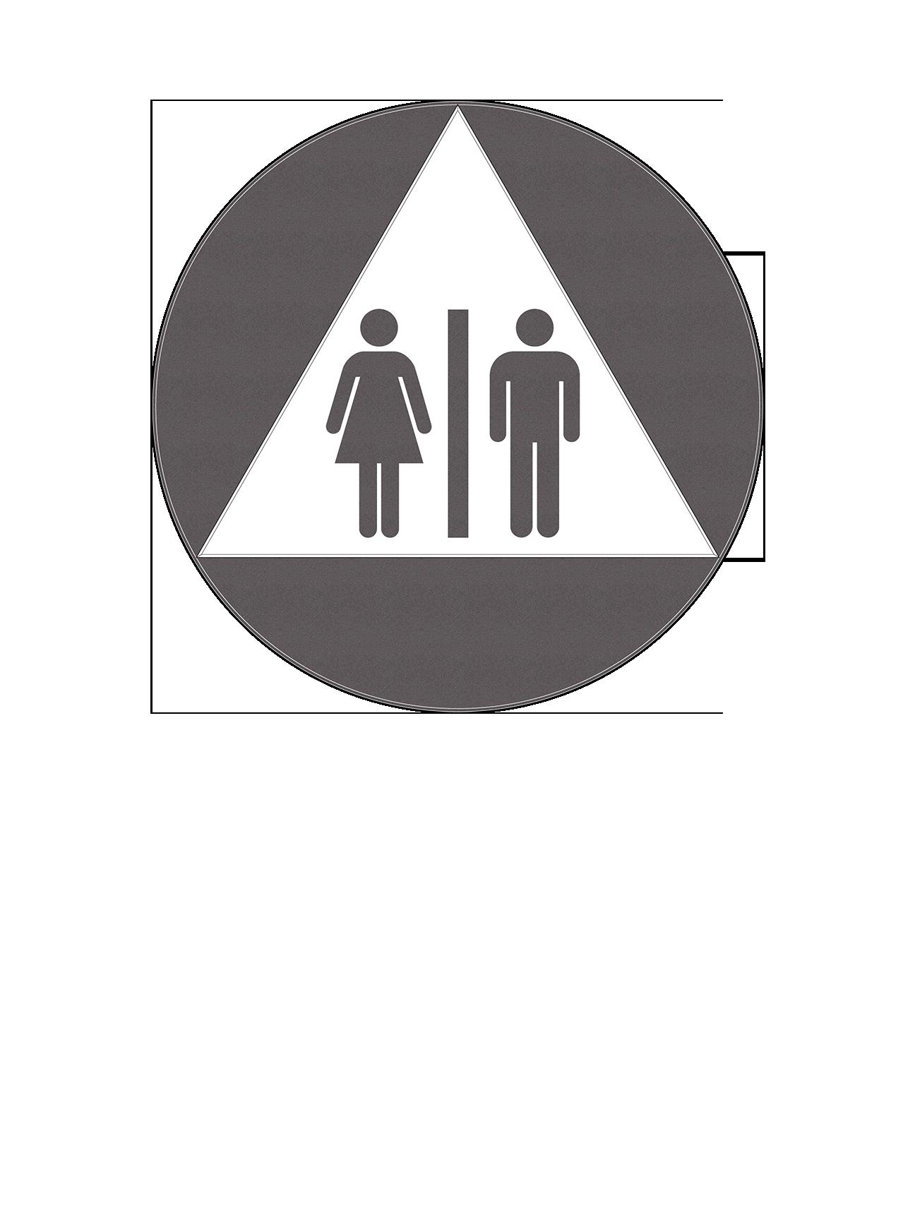 Sign:CA Unisex ID, Light Background