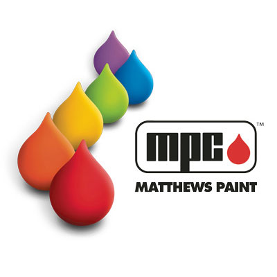 Logo: Matthews Paint