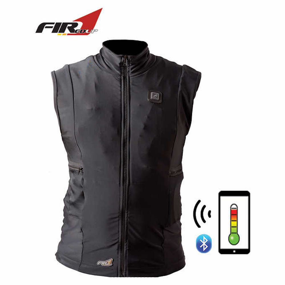 FIRed Up Unisex Stretch Heated Vest Liner on Sale for $ 179.99 (Save $ 50.00) at Costco Canada