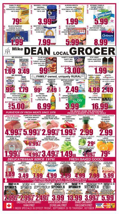 Mike Dean's Super Food