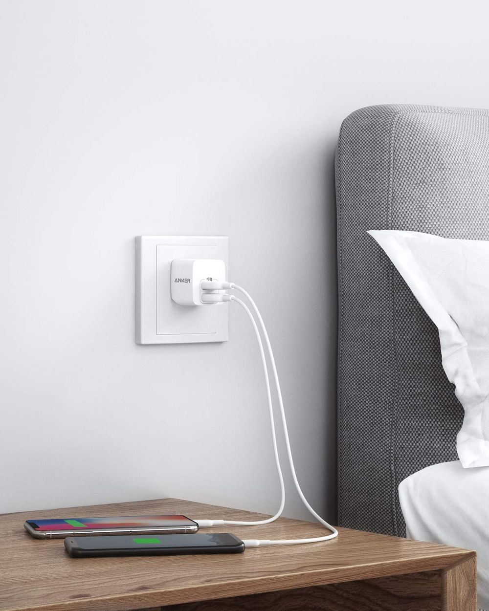 Anker PowerPort Mini super compact dual USB wall charger on Sale for 11.99 (Save 5.00) at Amazon Canada