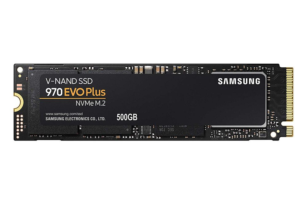 Samsung MZ-V7S500B/AM 970 EVO Plus M.2 Internal SSD, 500GB on Sale for $169.99 at Staples Canada