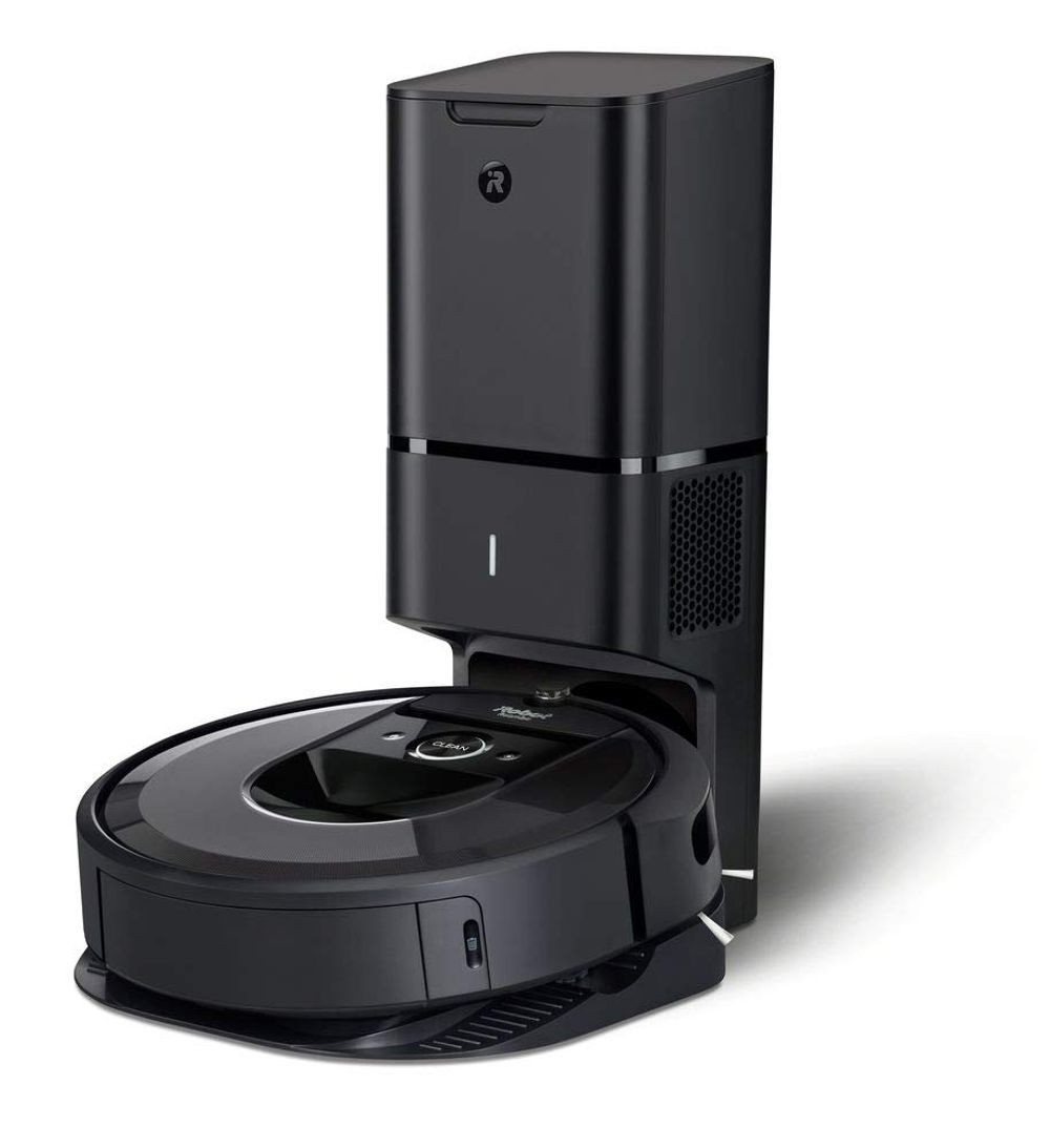 iRobot Roomba i7 (7150) Robot Vacuum Cleaner Connected Wi-Fi Smart Mapping Works with Alexa Ideal for Animal Hair on Sale for $ 961.22 (Save 388.77) at Amazon Canada