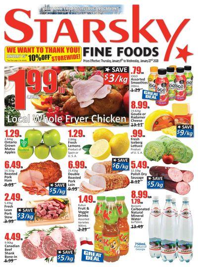 Starsky Foods