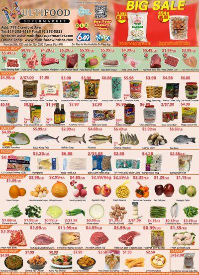 MultiFood Supermarket