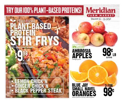 Meridian Farm Market