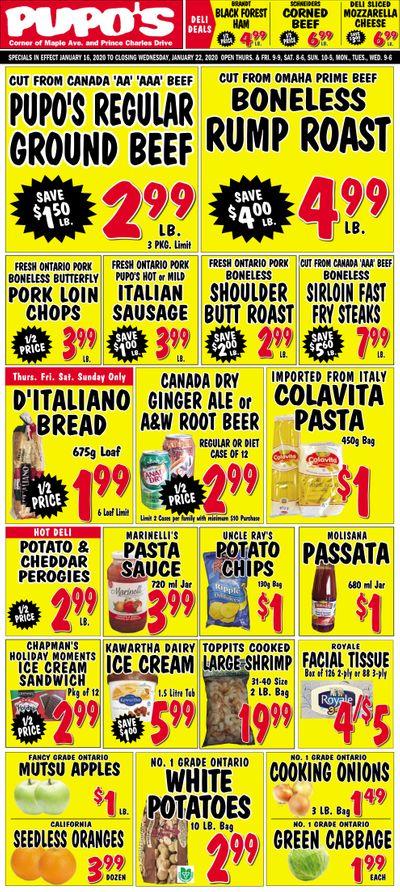 Pupo's Food Market