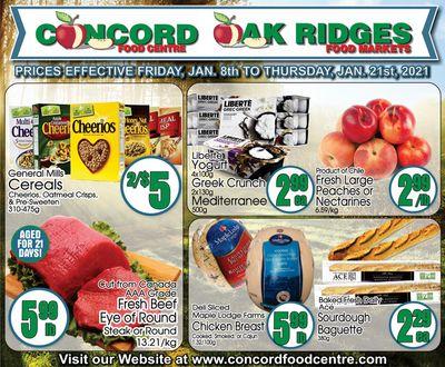 Concord Food Centre & Oak Ridges Food Market