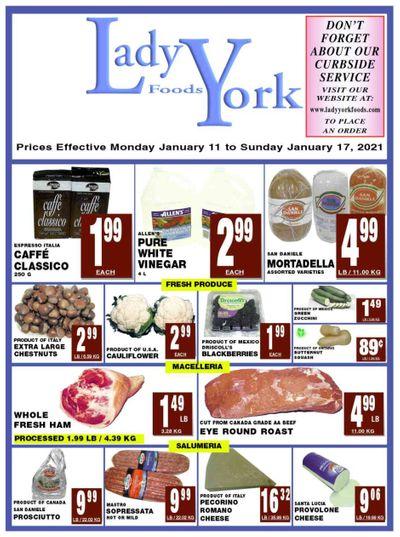 Lady York Foods