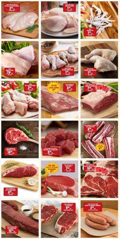 Roberts Fresh and Boxed Meats
