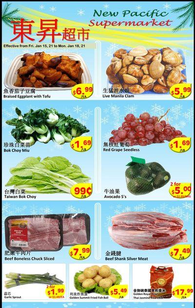 New Pacific Supermarket
