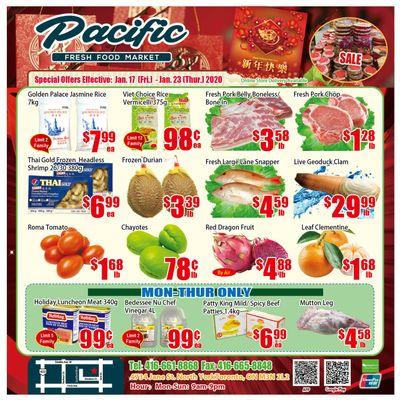 Pacific Fresh Food Market