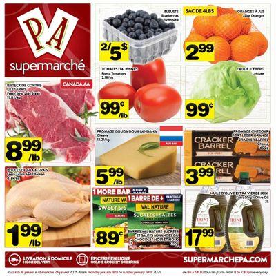 Supermarche PA