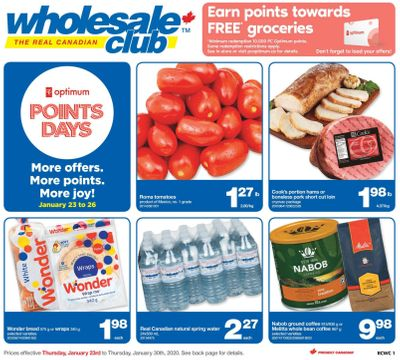 Wholesale Club