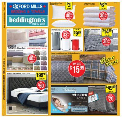 Beddington's