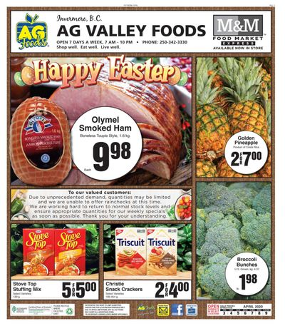 AG Foods Canada