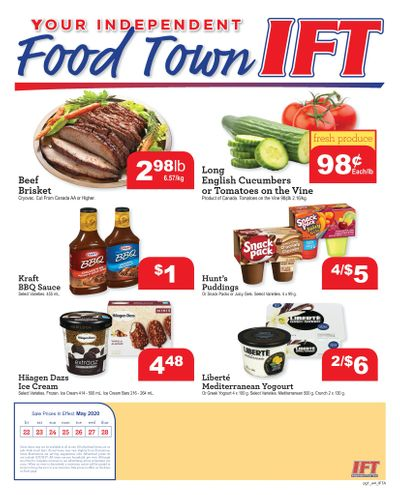 IFT Independent Food Town