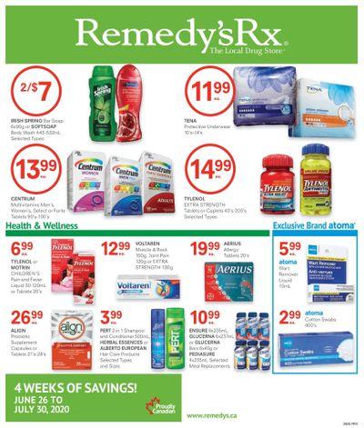Remedy's RX