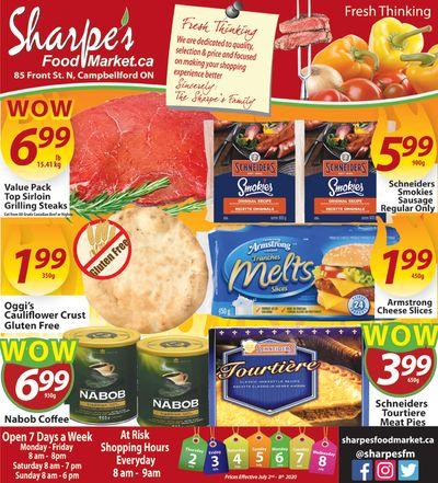 Sharpe's Food Market