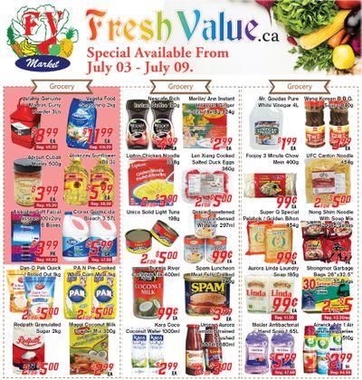 Fresh Value