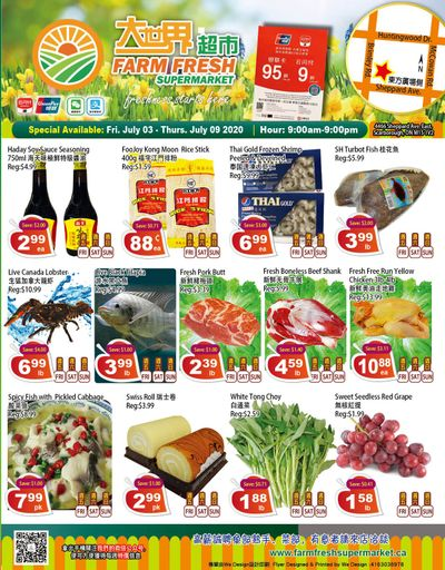 Farm Fresh Supermarket