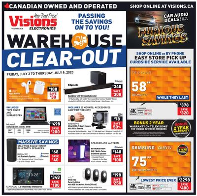 Visions Electronics
