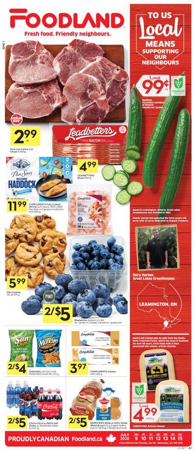 Foodland Canada