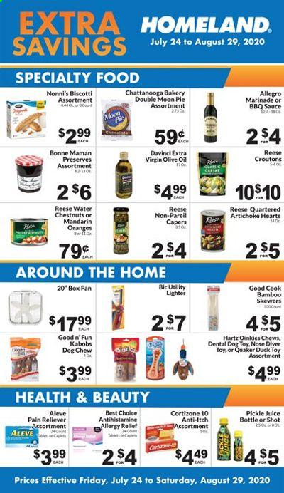 Homeland Stores
