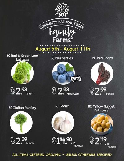 Community Natural Foods