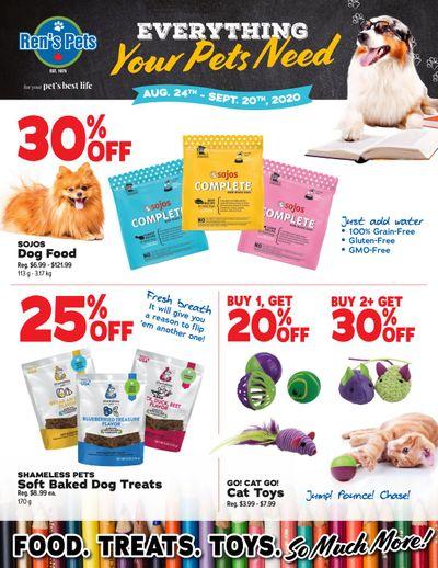 Ren S Pets Depot Canada Deals Coupons