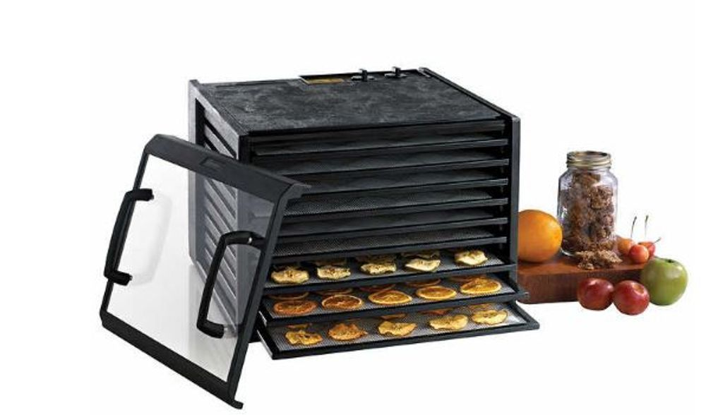 Excalibur 9-tray Dehydrator with Timer and Black Glass Door For $199.99 At Costco Canada