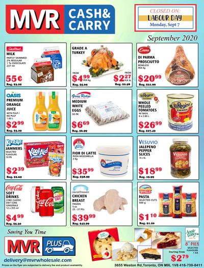 MVR Cash & Carry