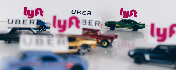 ridesharing coverage in car insurance for uber and lyft driver
