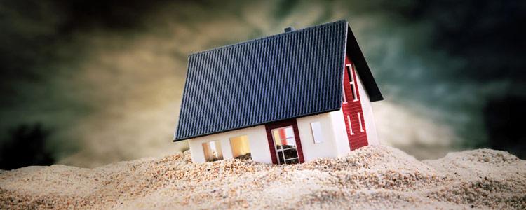 home insurance earthquake damage