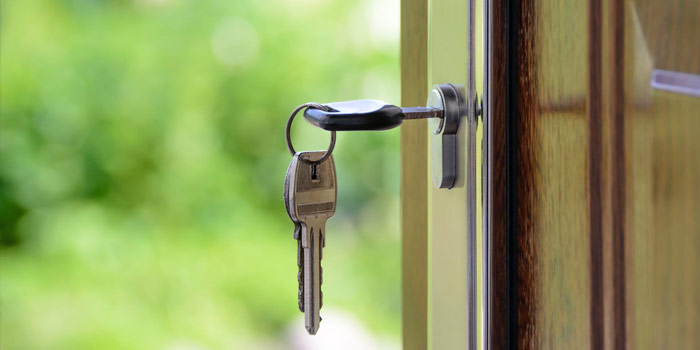 make your home safe from break-ins