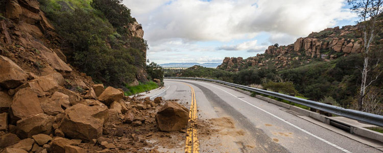 Mudslides and Landslides Covered by Home Insurance