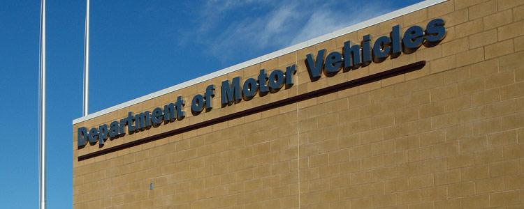 Change of Address at DMV
