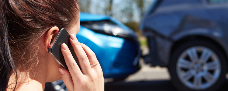 steps to consider after getting into car accident