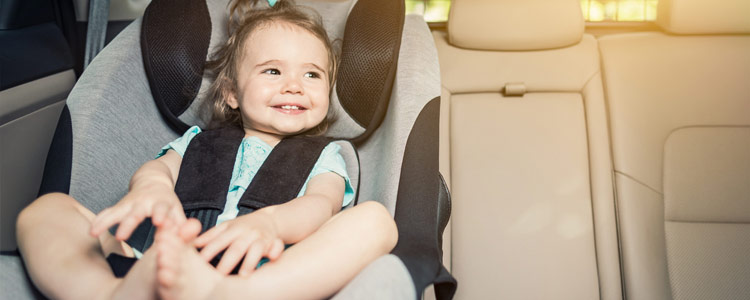 Leaving a Child Alone in a Vehicle