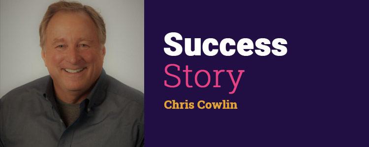 Chris Cowlin of the Cowlin Agency