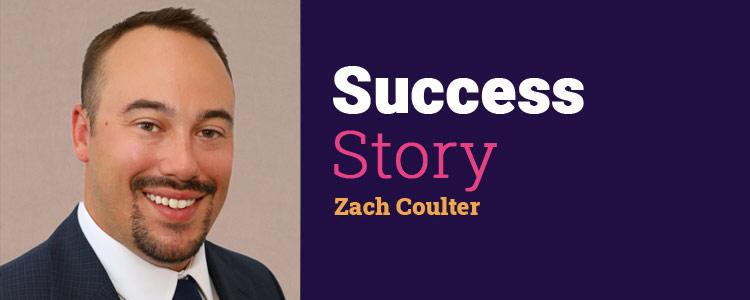 Zach Coulter of Farm Bureau Insurance