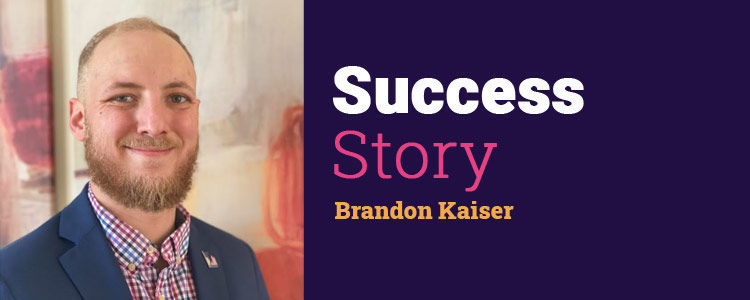 Brandon Kaiser with Kaiser Insurance Group
