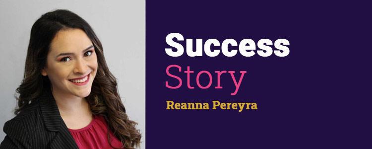 Reanna Pereyra of Farmers Insurance