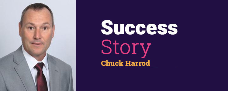 Chuck Harrod of Farmers Insurance