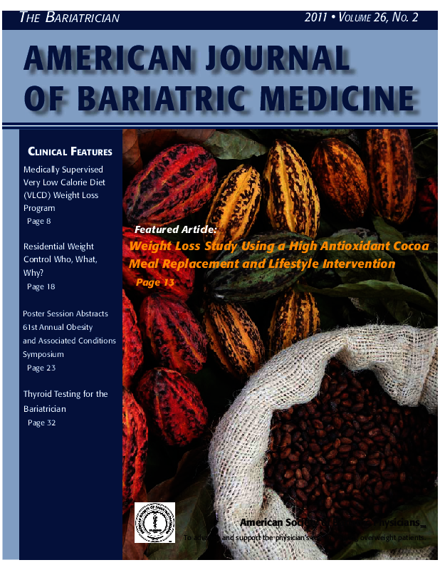 American Journal of Bariatric Medicine