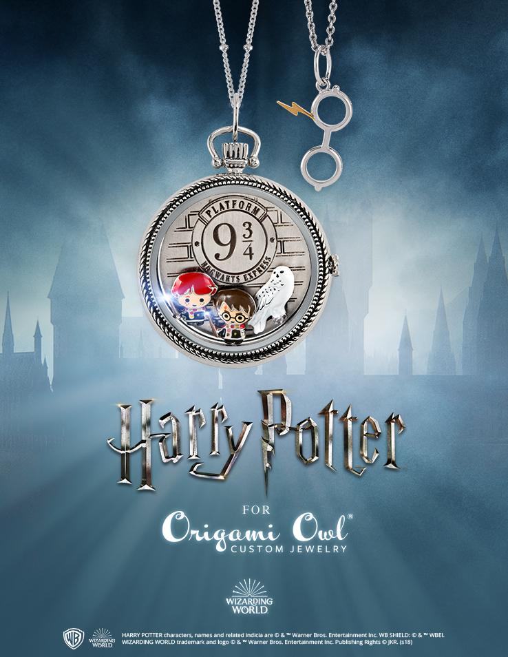 Harry Potter for Origami Owl Digital Guide