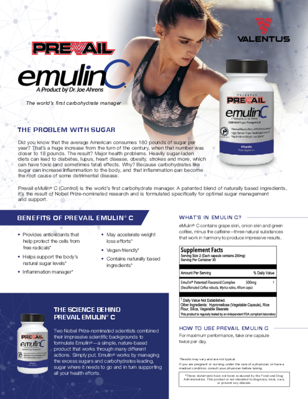 Emulin C Information Sheet