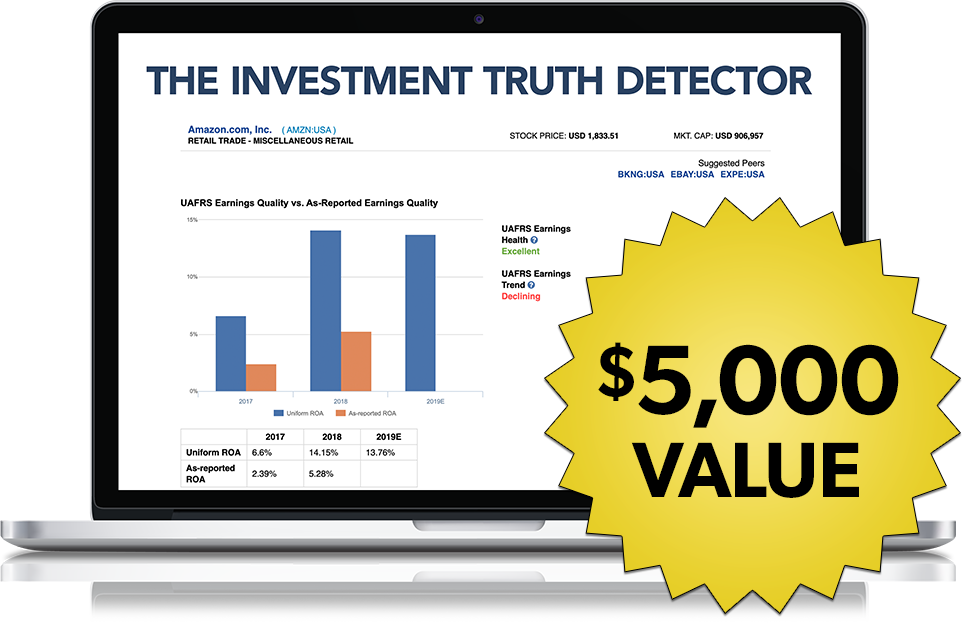 Investment Truth Detector