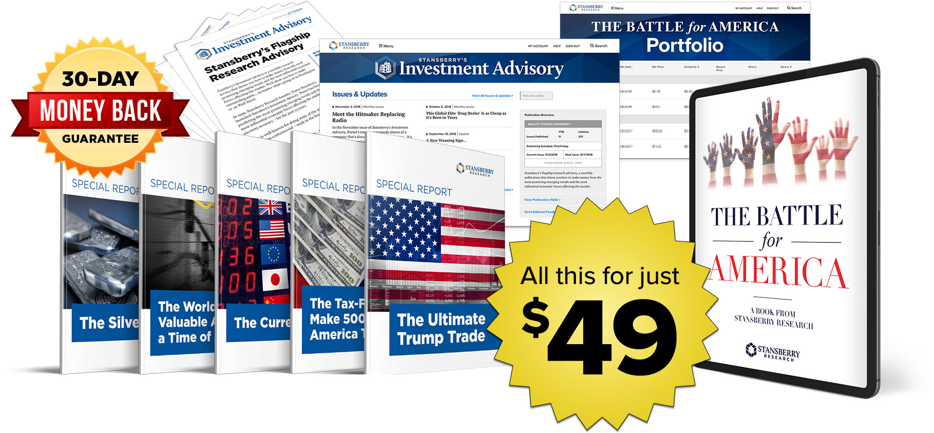 get ron paul battle for america stansberry reseach investment advistory